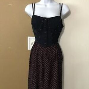 NWT byCorpus Urban Outfitters Bodice Dress